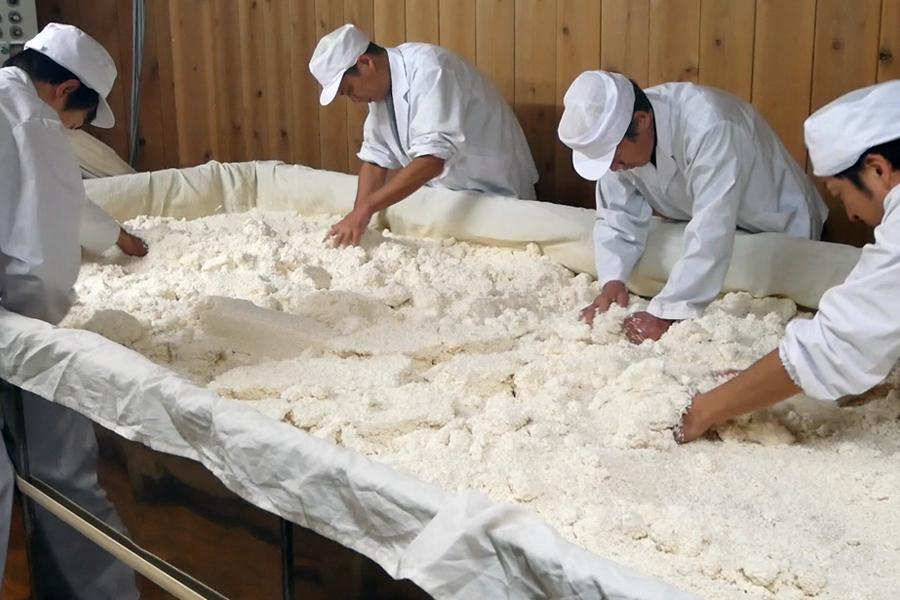 いる の て 酒造り にし ない よう 日本 が 際 の は 食べ 職人