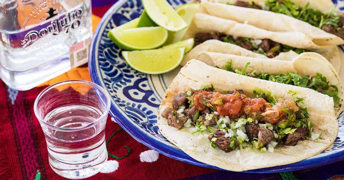 いま\u201dメキシコ飲み\u201dが熱い! 本場のシェフが教えてくれたメキシコのレシピ【第1回:牛肉のタコス】